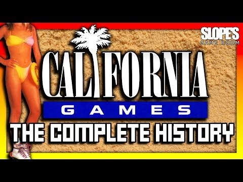 California Games: The Complete History - SGR