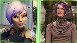 AMILYN HOLDO IS SABINE WREN? - Star Wars Theory
