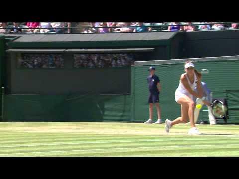 2013 Girls' Singles final: Taylor Townsend v Belinda Bencic