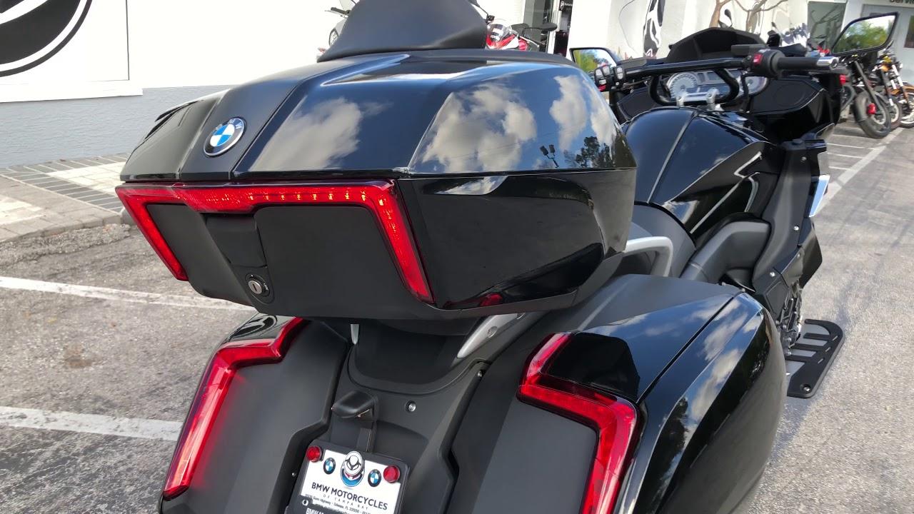 2018 BMW K 1600 B Bagger Grand America at Euro Cycles of ...