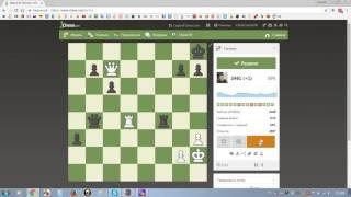 016-Ежедневная тактика на chess.com