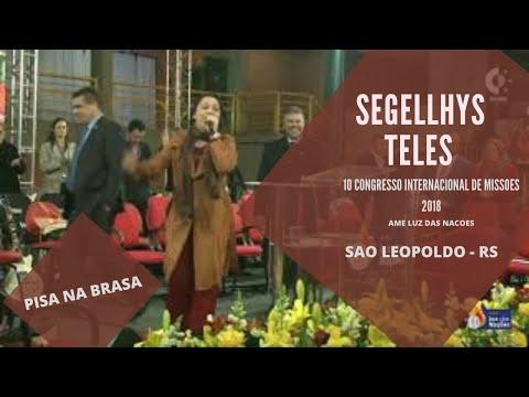 Segellhys Teles   - PISA NA BRASA  AME 2018