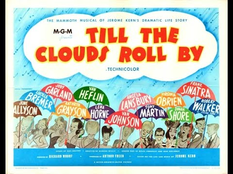 Image result for till the clouds roll by 1946