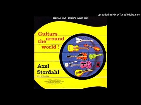Howard Roberts Jazz Guitarist -Astro Guitar