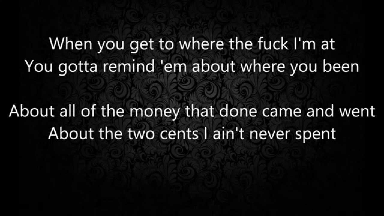 Used To Lyrics - Lil Wayne Feat. Drake Sorry For The Wait 2 - YouTube