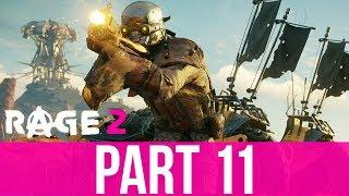 RAGE 2 Gameplay Walkthrough Part 11 - THE SIGNAL (Full Game)