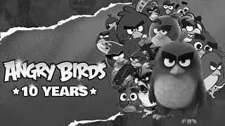 Angry Birds 10th Anniversary highlights! (right version)