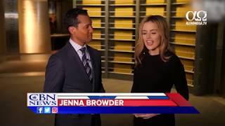 Jenna Browder vorbeste despre interviul cu fondatorii Muzeului Bibliei
