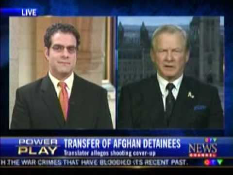 Maj Gen (Ret) Lewis MacKenzie on torture allegations and credibility