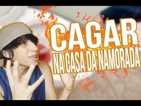 CAGAR NA CASA DA NAMORADA