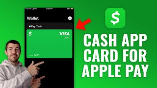 How To Add Cash App Card To Apple Pay