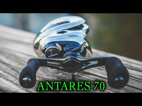 2019 Shimano Antares 70 Reel Review!