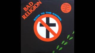 Bad Religion - Back To The Known (Full EP)