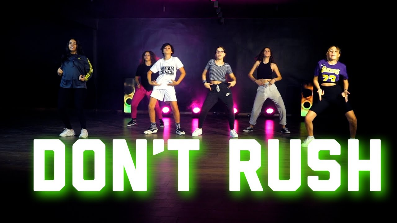 Young T & Bugsey ft  Headie One  -  Don't Rush TEEN