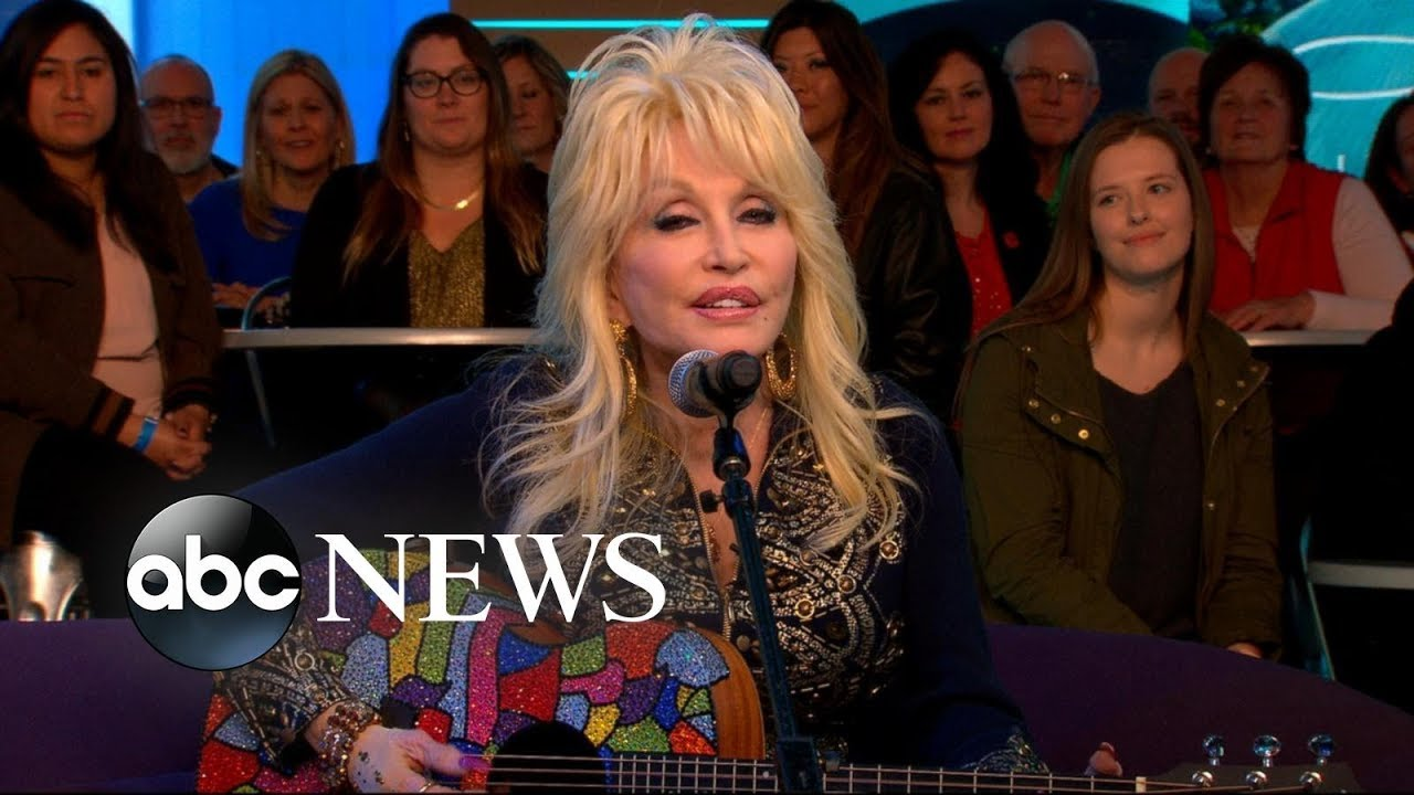 Download Dolly Parton says she founded her Imagination Library charity to honor her dad