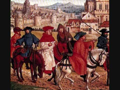 canturbury essay The canterbury tales study guide questions prologue 1 in lines 1-18 (which are all one sentence), identify the time and the author's main point.