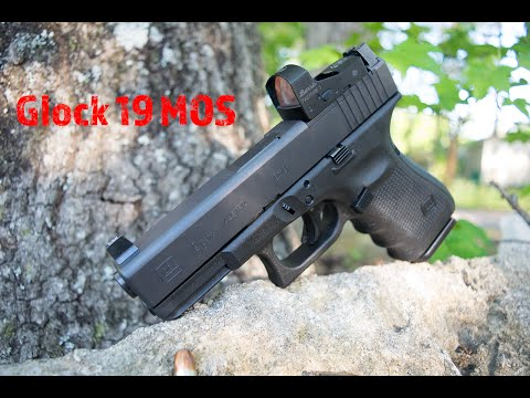 Glock 19 MOS...The Best Gun On The Planet?