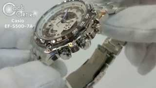 Наручные часы Casio Edifice EF-550D-7A