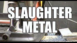 DIABLO Cermet II Carbide Metal Cutting Saw Blade - STAFDA 2015