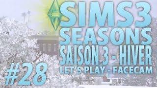 DANSE ET CHANTS DE NOWEL ! :D - Let's play the Sims 3 : Seasons - S3 - Part 28