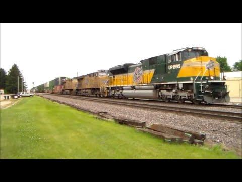Union Pacific Heritage Units!