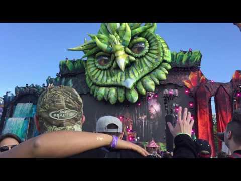 EDCNY 2016 - Dash Berlin - Sweet Dreams - 7 Years  - Seven Nation Army