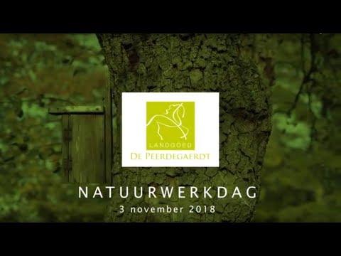 Landgoed de Peerdegaerdt - Natuurwerkdag 2018