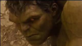 Халк против Железного человека(Hulk vs Iron Man) skillet Monster