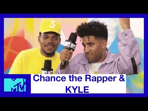 Chance the Rapper & Kyle Play 'Guess the Video' | #TRL | MTV