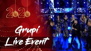 Grupi Live Event - Kolazh Atmosfere Live Event 2020