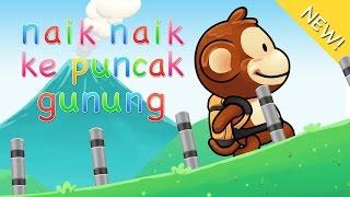Lagu Anak Indonesia | Naik naik ke puncak gunung