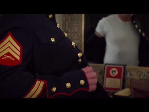 Official Marine Corps League Video