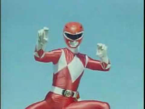 Super Sentai Red Ranger Roll Call