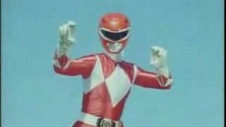 Super Sentai- Red Ranger Roll Call