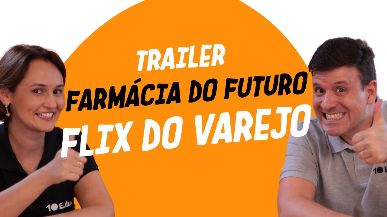 Trailer FARMÁCIA DO FUTURO