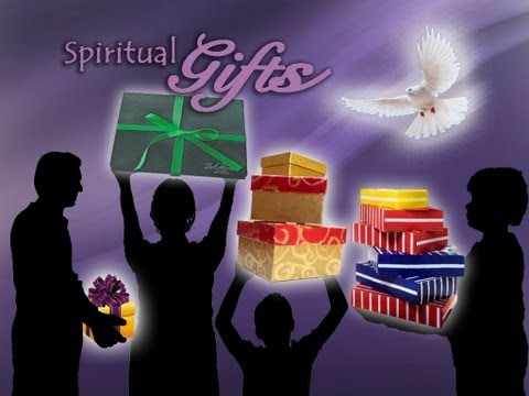 Unwrapping God's Gifts: Whose Gifts? [Traditional]
