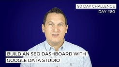 How to Build a Complete SEO Dashboard – Keywords Included