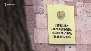Ձերբակալվել է ՀՀԿ փոխնախագահ Արմեն Աշոտյանի վարորդ-օգնականը