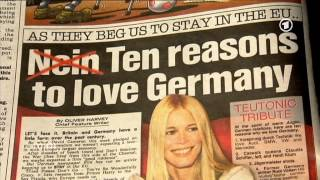 Deutsch-englische Beziehungen: Neue Freundschaft