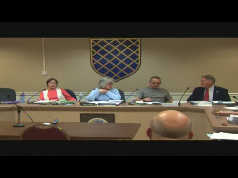 Tiverton Town Council Casino Sub-Committee Meeting May 1, 2017