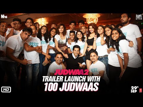 Judwaa 2 Trailer Launch with 100 Judwaas |...