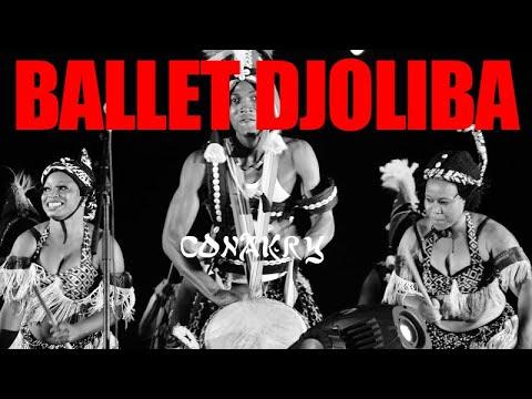 Ballet Djoliba (Guinée Conakry) part1