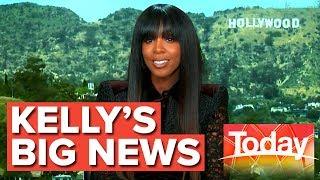 Kelly Rowland reveals new song, new movie and new album   Today Show Australia