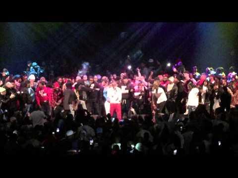 Birdman - Mix (Rich Gang Tour - Chicago Theatre, Chicago)