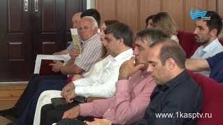 Состояние городских пляжей, оперативная обстановка в городе и коммунальное хозяйство Каспийска – осн