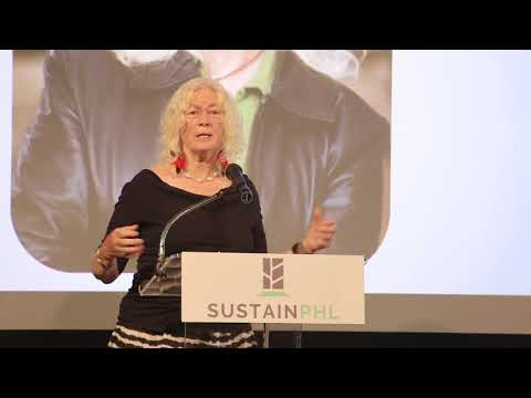 SustainPHL 2017 - Judy Wicks Presenter Speech