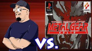 Johnny vs. Metal Gear Solid