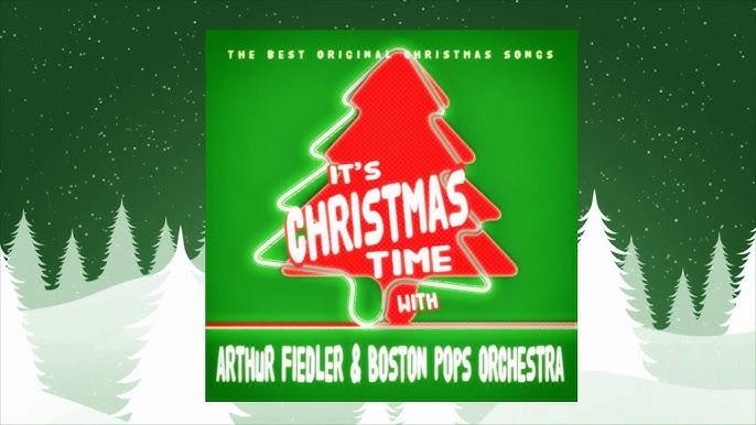 Arthur Fiedler & Boston Pops Orchestra