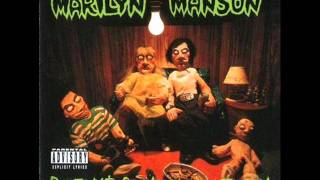 Marilyn Manson-Snake eyes and sissies
