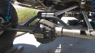 Dana 70 Rebuild, Lincoln Locker & Disc Brake Conversion - Reckless Wrench Garage